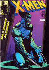 Cover for X-Men (Editora Abril, 1988 series) #43