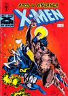 Cover for X-Men (Editora Abril, 1988 series) #60