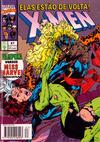 Cover for X-Men (Editora Abril, 1988 series) #67