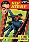 Cover for Rip Kirby (Edizioni Fratelli Spada, 1963 series) #22