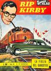 Cover for Rip Kirby (Edizioni Fratelli Spada, 1963 series) #21