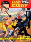 Cover for Rip Kirby (Edizioni Fratelli Spada, 1963 series) #20