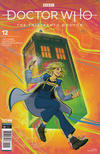 Cover Thumbnail for Doctor Who: The Thirteenth Doctor (2018 series) #12 [Cover A]