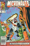 Cover for Micronauts (Marvel, 1984 series) #18 [Canadian]