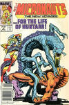 Cover for Micronauts (Marvel, 1984 series) #8 [Canadian]