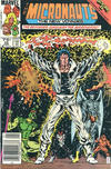 Cover for Micronauts (Marvel, 1984 series) #16 [Canadian]