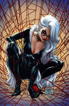 Cover Thumbnail for Black Cat (2019 series) #1 [J. Scott Campbell Exclusive Cover F - San Diego Comic Con International]