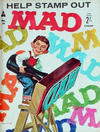 Cover for Mad (Thorpe & Porter, 1959 series) #28