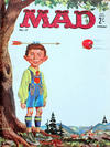 Cover for Mad (Thorpe & Porter, 1959 series) #27