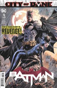 Cover Thumbnail for Batman (DC, 2016 series) #78