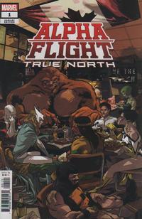 Cover Thumbnail for Alpha Flight: True North (Marvel, 2019 series) #1 [Ramón Pérez]