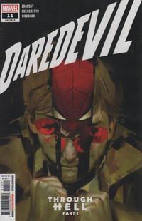 Cover Thumbnail for Daredevil (Marvel, 2019 series) #11 (623)