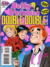 Cover Thumbnail for Betty and Veronica Double Digest Magazine (Archie, 1987 series) #212 [Direct Edition]