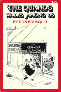 Cover Thumbnail for The Quahog Walks Among Us (Wilson Publishing Company, 1983 series)