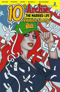 Cover Thumbnail for Archie: The Married Life - 10th Anniversary (Archie, 2019 series) #2