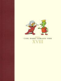 Cover Thumbnail for Carl Barks samlede verk (Hjemmet / Egmont, 2005 series) #18