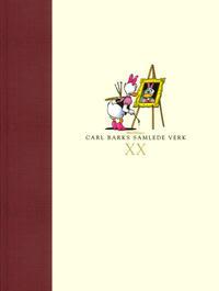 Cover Thumbnail for Carl Barks samlede verk (Hjemmet / Egmont, 2005 series) #20