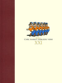Cover Thumbnail for Carl Barks samlede verk (Hjemmet / Egmont, 2005 series) #21