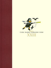 Cover Thumbnail for Carl Barks samlede verk (Hjemmet / Egmont, 2005 series) #23