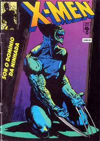 Cover Thumbnail for X-Men (Editora Abril, 1988 series) #43