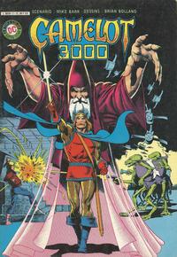 Cover Thumbnail for Camelot 3000 (Arédit-Artima, 1983 series) #1