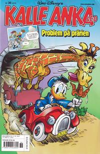 Cover Thumbnail for Kalle Anka & C:o (Egmont, 1997 series) #36/2019