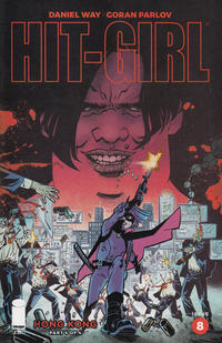 Cover Thumbnail for Hit-Girl Season Two (Image, 2019 series) #8 [Cover C]