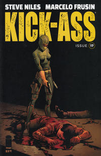 Cover Thumbnail for Kick-Ass (Image, 2018 series) #17 [Cover A]