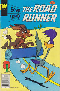 Cover Thumbnail for Beep Beep the Road Runner (Western, 1966 series) #81 [Whitman]