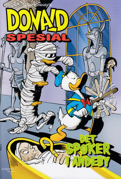 Cover for Donald spesial (Hjemmet / Egmont, 2013 series) #[3/2019]