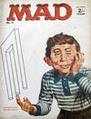 Cover for Mad (Thorpe & Porter, 1959 series) #41
