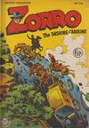 Cover for Zorro (L. Miller & Son, 1952 series) #56