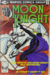 Cover for Moon Knight (Marvel, 1980 series) #9 [Direct]