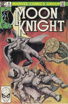 Cover for Moon Knight (Marvel, 1980 series) #6 [British]