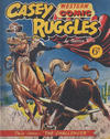 Cover for Casey Ruggles Western Comic (Donald F. Peters, 1951 series) #17