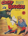 Cover for Casey Ruggles Western Comic (Donald F. Peters, 1951 series) #16