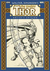 Cover Thumbnail for Artist's Edition (2010 series) #2 - Walter Simonson's The Mighty Thor [Second Printing]