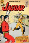Cover for Adventures of the Jaguar (Archie, 1961 series) #6 [15¢]