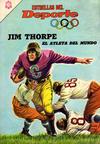Cover for Estrellas del Deporte (Editorial Novaro, 1965 series) #5