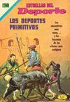 Cover for Estrellas del Deporte (Editorial Novaro, 1965 series) #78
