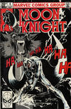 Cover for Moon Knight (Marvel, 1980 series) #8 [British]