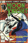 Cover for Moon Knight (Marvel, 1980 series) #9 [British]