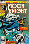 Cover for Moon Knight (Marvel, 1980 series) #10 [British]