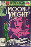 Cover for Moon Knight (Marvel, 1980 series) #14 [British]