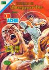 Cover for Estrellas del Deporte (Editorial Novaro, 1965 series) #173
