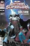 Cover for Batman / Superman (DC, 2019 series) #2 [David Marquez Cover]