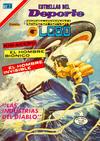 Cover for Estrellas del Deporte (Editorial Novaro, 1965 series) #253