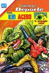 Cover for Estrellas del Deporte (Editorial Novaro, 1965 series) #272