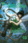 Cover for Bettie Page Unbound (Dynamite Entertainment, 2019 series) #4 [Cover B Scott Chantler]