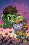 Cover Thumbnail for Immortal Hulk (2018 series) #21 [Todd Nauck SDCC Exclusive 'Cosbaby']